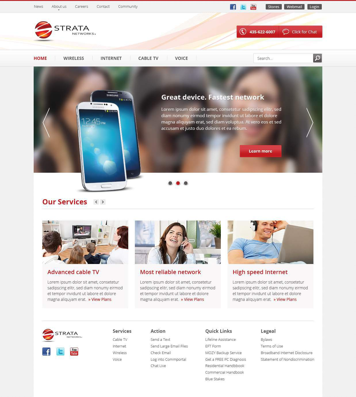 Joomla Web Site Design