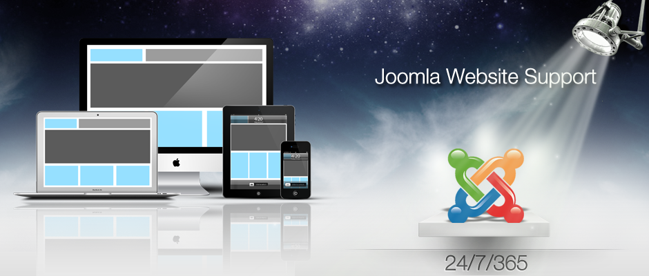 Joomla Web Support